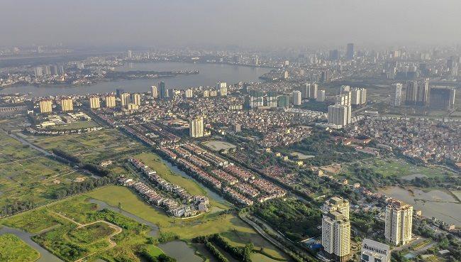 Ciputra developers makes big money on land transferring