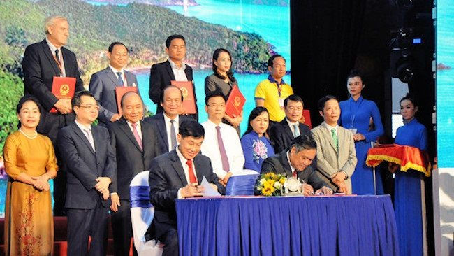 IPPG pouring some $300 million in Phu Quoc tax-free zone