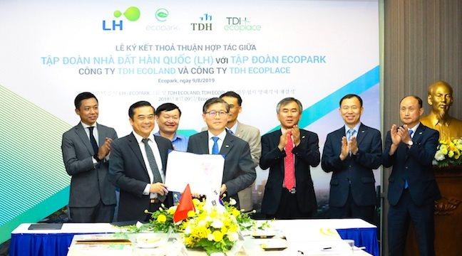 Ecopark joins Korean investors to tap into industrial properties