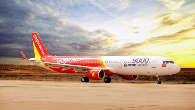 Vietjet named one of Forbes' 50 best listed companies in Vietnam