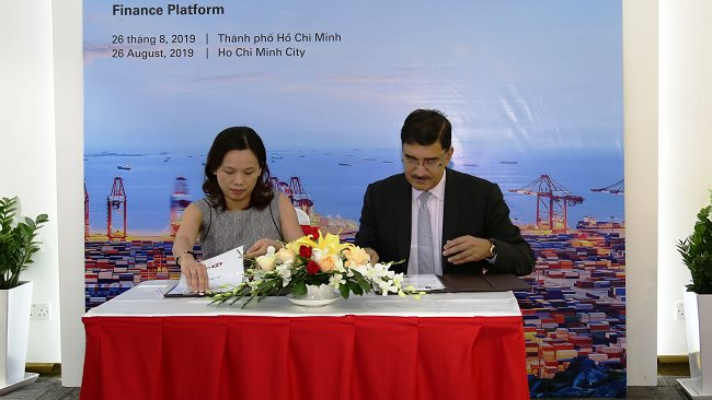 HSBC Vietnam rolls out supply chain finance platform