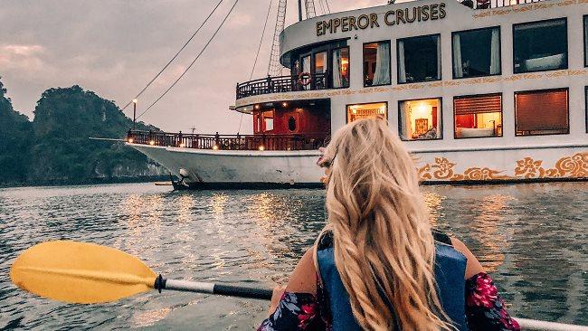 Holiday escape on Emperor Cruises