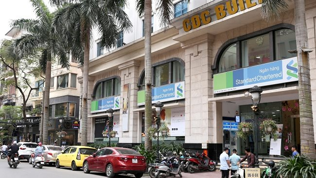 Standard Chartered Vietnam boosts capital base with additional $100 million