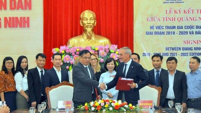 Quang Ninh to be a Host Port Partner in the Clipper Round 2021-2022