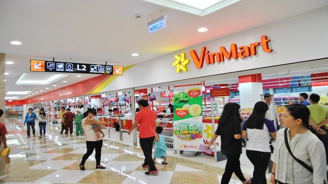 Singapore's GIC-led consortium invests $500 million in Vinmart and Vinmart+