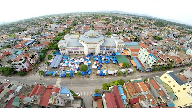 Quang Ninh eyes to develop 7,100ha megacity project