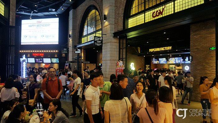 Gaining over $118 million on revenue, is CGV taking over the cinema market in Vietnam?