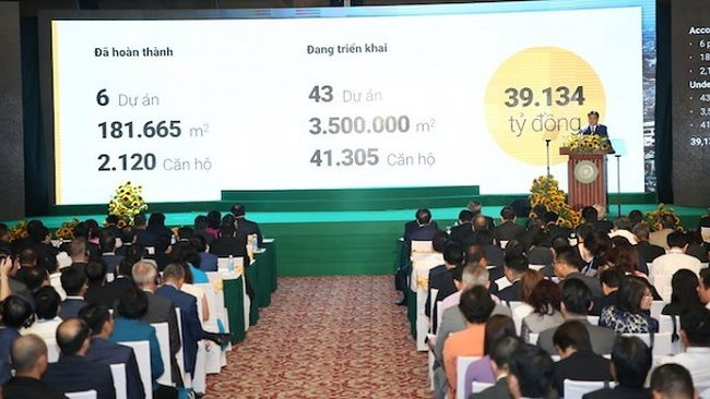 Hanoi licensed numerous projects amounting to over $17 billion