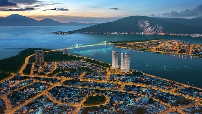 Danang condo price surges to record high
