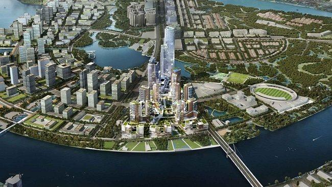 Hoa Binh Contractor won bid for $1.2 billion Empire City project