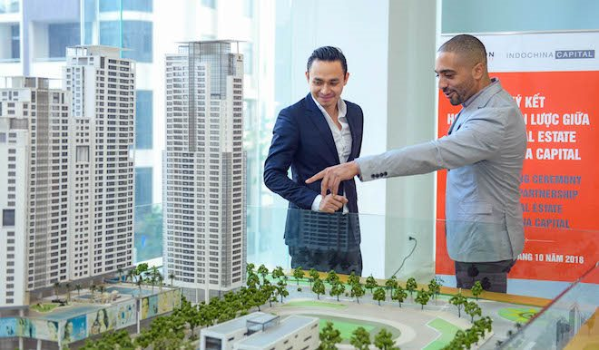 HD Mon partners Indochina Capital to develop high-end condo project in Hanoi