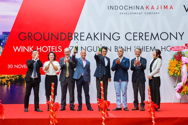 Indochina Kajima kicks off plan to build 20 hotels | E TheLEADER