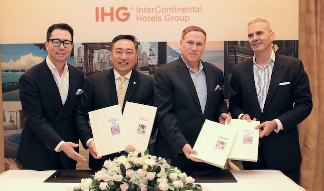 IHG ventures into Ho Tram Strip
