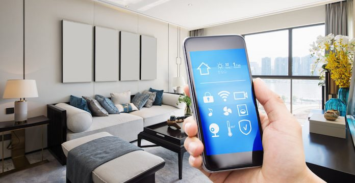 Vietnamese start adopting smart living
