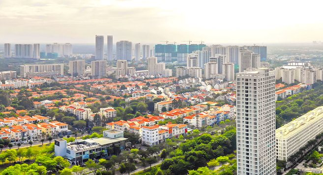 Apartment launch in Ho Chi Minh City drops to lowest level in three years