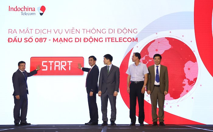 Indochina Telecom debuts first mobile virtual network in Vietnam
