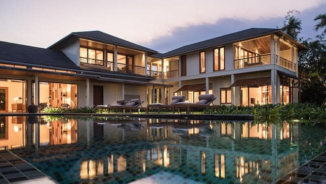 Azerai Resort Can Tho opens spacious new luxury villas