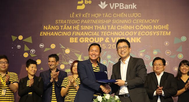 Be Group joins VPBank to launch financial services