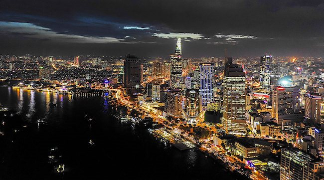 Office rents keep rising in Ho Chi Minh City and Hanoi