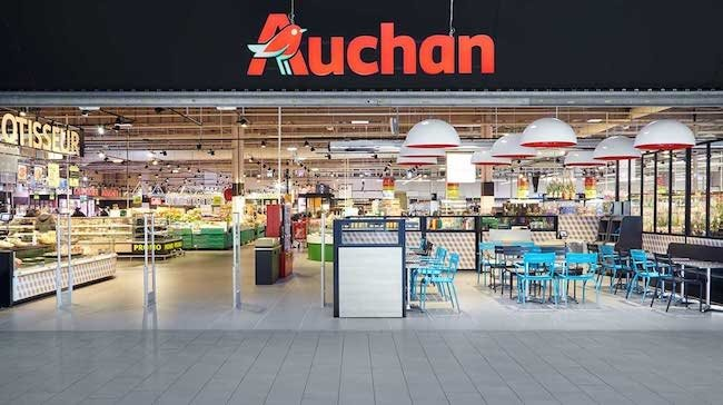 Saigon Co.op takes over Auchan stores in Vietnam