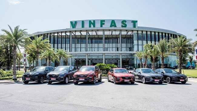 VinFast sold 17,000 cars in a year