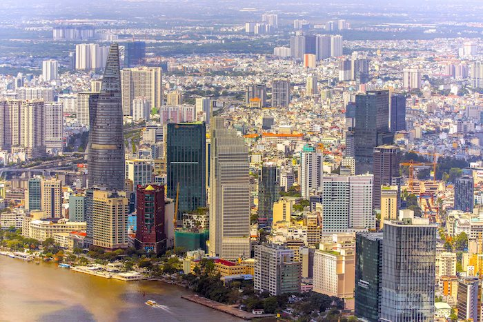 Hanoi, Ho Chi Minh City office markets offer high returns
