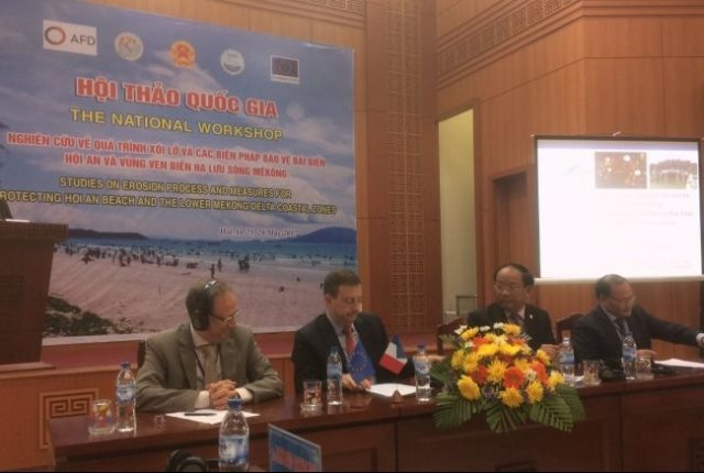 EU supports fight against coastal erosion
