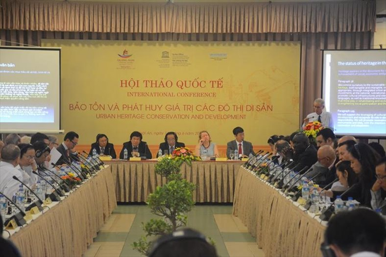 Hoi An calls for ideas for heritage conservation