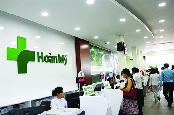 Hospitals: new target for investors