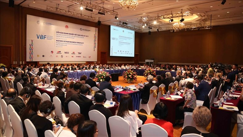 The impacts of 4.0 Revolution on Vietnam from the perspective of VBF 2017