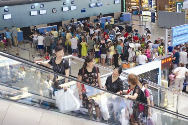 """""""VND0 tours"""" for Chinese travelers: how to stop them"""