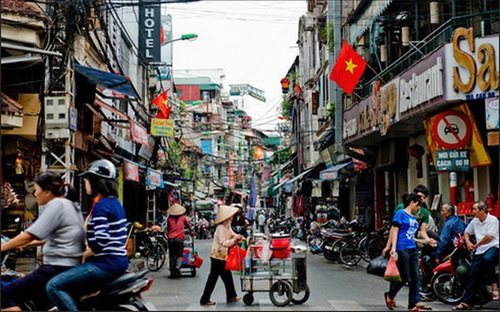 HSBC forecasts Vietnam's GDP growth at 6% this year | E TheLEADER