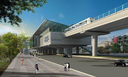 Hanoi: 6,000ha of land for 10 city metro projects