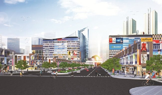 A 50-hectare urban area to be introduced in Binh Duong