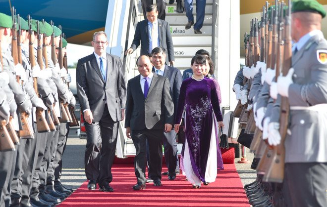 Overview of Prime Minister's visit to Germany and Netherlands