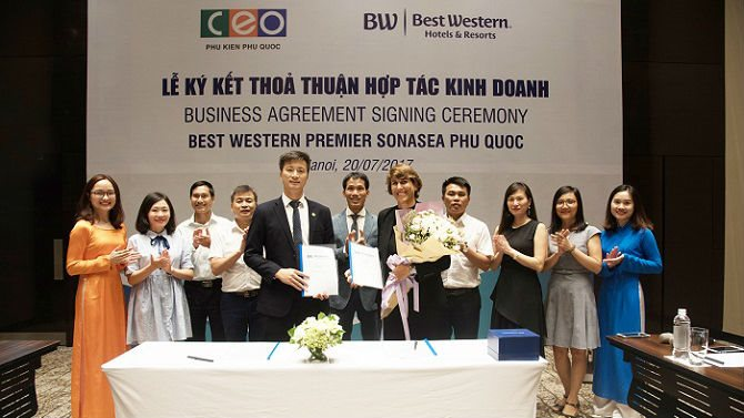American leading hotel brand to appear in Phu Quoc Island