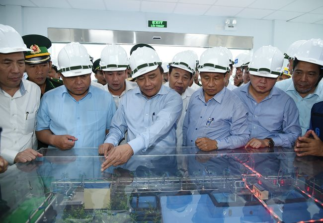 Formosa's spending of US$350 million to improve its production technology hailed