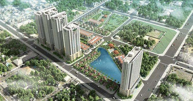 FLC invests in a 6.4ha urban area in South Tu Liem district, Hanoi