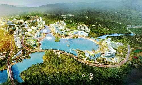 Quang Ninh authority asks Gov't to approve $2 billion casino project in Van Don