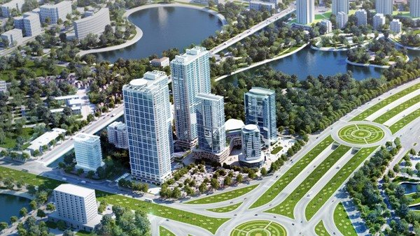 Thang Long Number One confirms Savills property management services