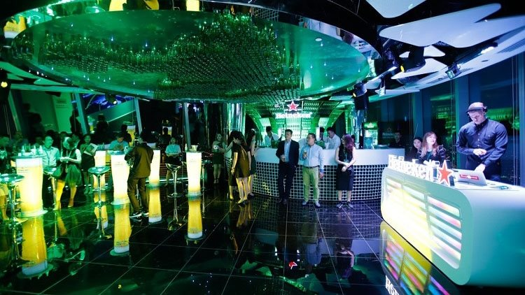 The World of Heineken: a vigorous branding campaign in Vietnam