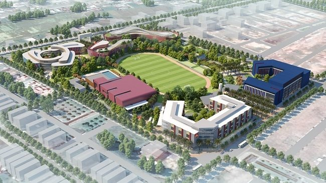 Nguyen Hoang Group pours $43.9 million into International Education City project in Quang Ngai
