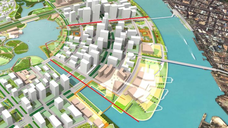 T&T Group rejected involvement in $321 million project in Thu Thiem as Keppel Land acted strangely