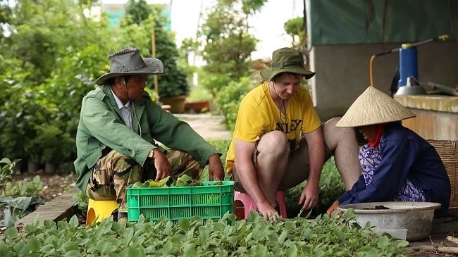 New push for Vietnam's tourism: Agriculture