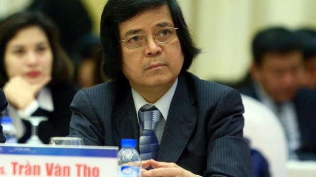Nationalism of entrepreneurs and officials fuels the economy: Prof. Tran Van Tho