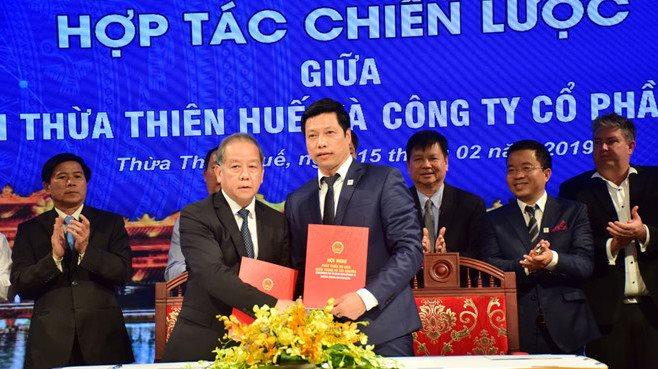 Van Phu - Invest ventures into tourism property