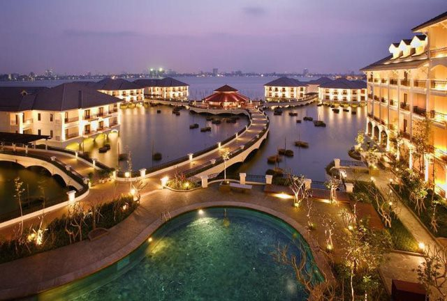 Little-known firm buys out InterContinental Hanoi Westlake hotel