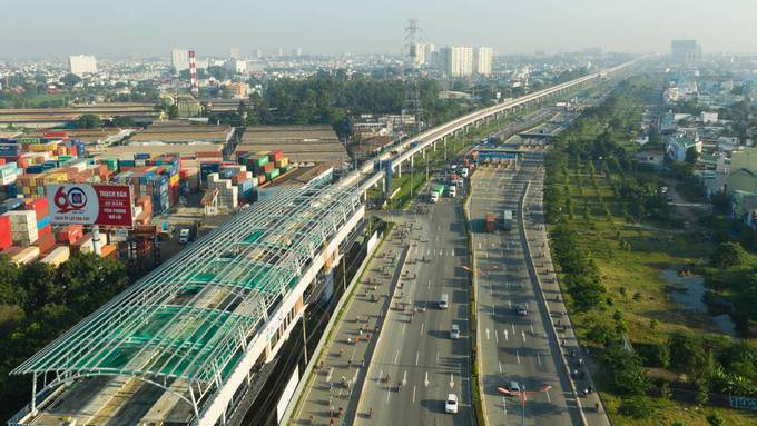 Big investors set sights on infrastructure projects in Ho Chi Minh City