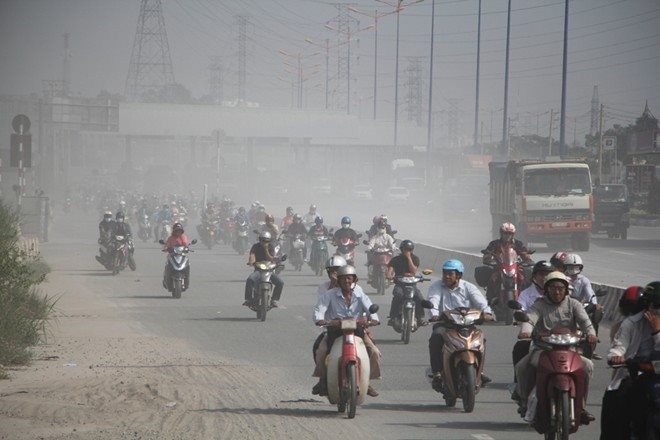 It's time to have a law on controlling air pollution: experts