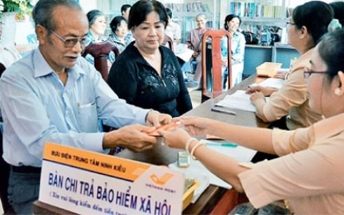 95 percent social insurance fund invested in Government bonds